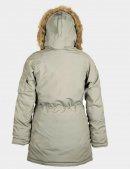 Куртка зимова ALTITUDE W PARKA / Alaska Green