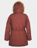 Куртка зимняя ALTITUDE W PARKA / Red Ochre