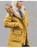 Куртка зимова ALTITUDE W PARKA - Tumbleweed - Alpha Industries™
