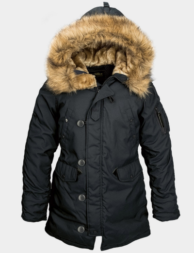 ALTITUDE W PARKA / Black