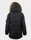 Куртка зимняя ALTITUDE W PARKA - Black - Alpha Industries™