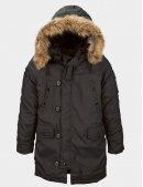 Куртка зимняя  ALTITUDE PARKA - Black - Alpha Industries™