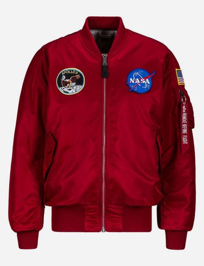 APOLLO MA-1 BOMBER W / Commander Red