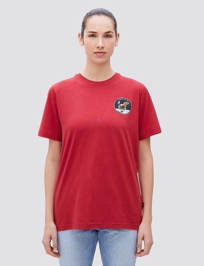 APOLLO TEE / Red
