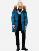 Куртка зимова ELYSE - Air Force Blue - Alpha Industries™
