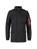 Куртка полевая  FUSION FIELD COAT / Black
