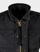 Куртка женская FUSION FIELD COAT W / Black