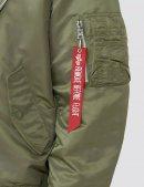 Куртка вітровка L-2B NATUS BOMBER JACKET - Sage - Alpha Industries™