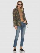 Куртка женская  M-65 DEFENDER W - Woodland camo - Alpha Industries™