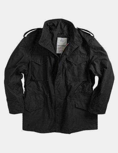 M-65 FIELD COAT / Black