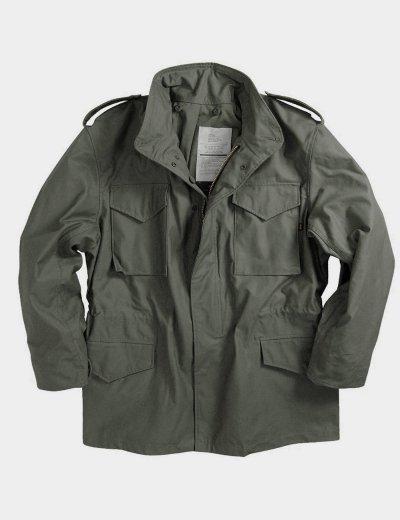 M-65 FIELD COAT / Olive Green