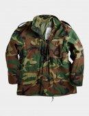 Куртка полевая M-65 FIELD JACKET / Woodland Camo