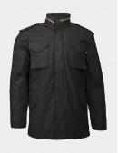 Куртка польова M-65 SLIM FIT FIELD COAT - Black - Alpha Industries™