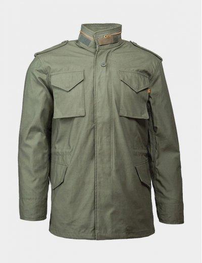 M-65 SLIM FIT FIELD COAT / Olive Green
