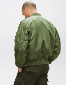 Куртка бомбер MA-1 BLOOD CHIT BOMBER JACKET / Sage Green