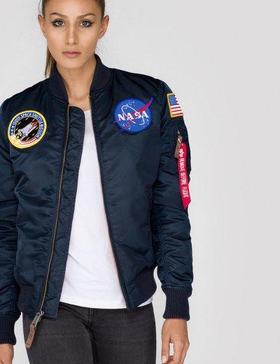 MA-1 NASA W / Replica blue
