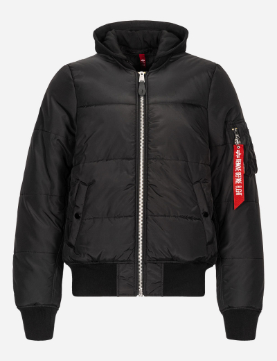 MA-1 NATUS QUILTED / Black