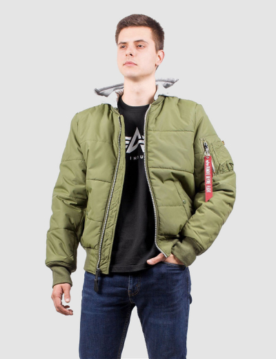 MA-1 NATUS QUILTED / Sage
