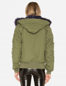 Зимова куртка N-2B Impact W - Sage - Alpha Industries™