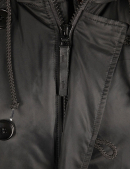 Куртка зимняя N-2B PARKA W - Black - Alpha Industries™