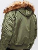 Куртка зимняя N-2B PARKA W - Sage - Alpha Industries™
