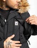 Зимняя куртка N-3B ALPINE PARKA - Black - Alpha industries™
