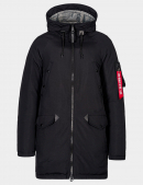 Зимняя куртка N-3B DOWN - Black - Alpha industries™