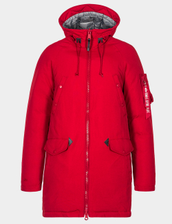 N-3B DOWN PARKA / Commander Red