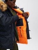 Зимняя куртка PARKA N-3B SLIM FIT - Replica blue - Alpha Industries™