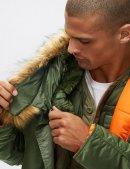 Зимняя куртка PARKA N-3B SLIM FIT - Sage - Alpha Industries™