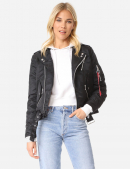Куртка OUTLAW BIKER W - Black - Alpha Industries™