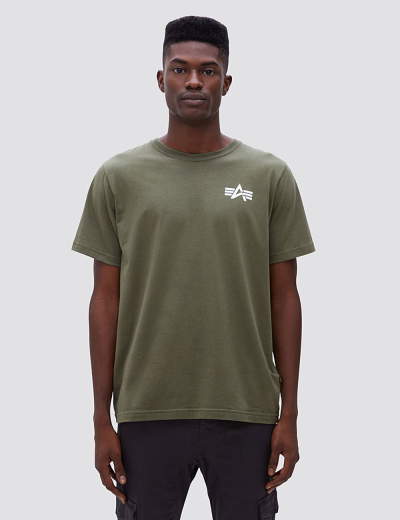 SMALL LOGO TEE / Olive
