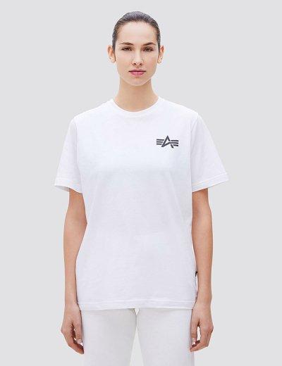 SMALL LOGO TEE / White