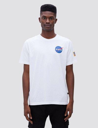 SPACE SHUTTLE TEE / White