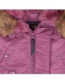 Дитяча куртка YOUTH N-3B PARKA Alpha industries™ / Tulip
